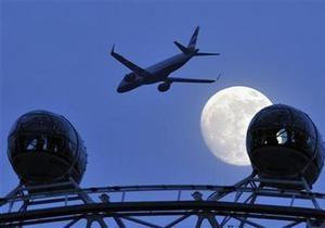 Пассажирские авиаперевозки в Украине за август выросли на 8,4%