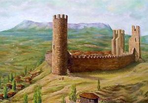 В Алуште реконструируют древнюю византийскую крепость
