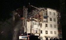 Из разрушенного дома в Самарской области эвакуированы 53 человека