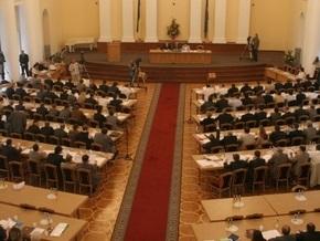 Депутаты ВР предлагают разделить полномочия мэра Киева и председателя Киевгорадминистрации