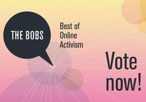 Сегодня открылось голосование за лидеров конкурса онлайн-активистов The Bobs