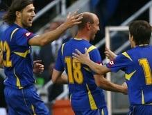 Рейтинг ФИФА: Украина поднялась на одну строчку вверх