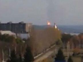На газораспределительной станции в России прогремел взрыв