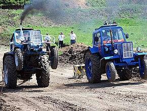 В Крыму пройдут гонки на тракторах