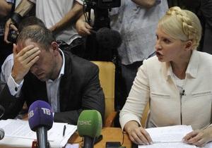 Суд вновь отказался привлечь Власенко в качестве защитника Тимошенко