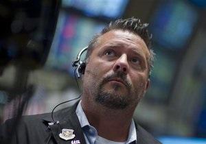 Американские фондовые площадки пережили худшую с 2008 года неделю