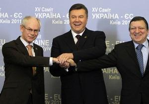 Регионал назвал  страшилкой  информацию о том, что Европа объявила бойкот Януковичу