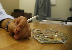 В здании киевской мэрии запретят курить