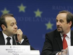 Турция начала переговоры по одиннадцатой из 35 глав в рамках вступления в ЕС