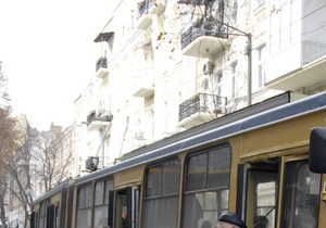 В Киеве сегодня закрывают движение двух троллейбусных маршрутов