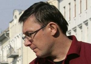 Луценко решил идти на выборы вместе с Тимошенко