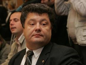 Ющенко представил Порошенко дипломатам и призвал активизировать отношения с США