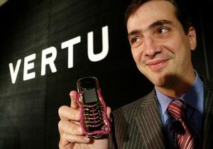 Vertu выпустила смартфон на основе Android за 7900 евро