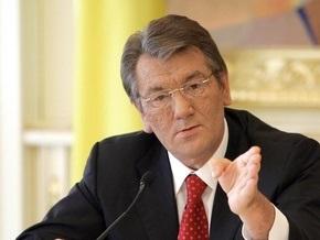 Ющенко посетит Швейцарию