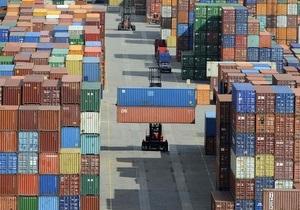 За девять месяцев Украина продала за рубеж товаров на $9,5 млрд меньше, чем ввезла