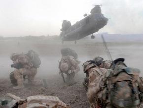 На юге Афганистана столкнулись два вертолета: погибли четыре военнослужащих США