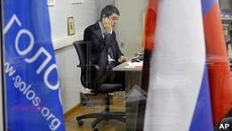 Наблюдатели: вал нарушений на выборах в Госдуму