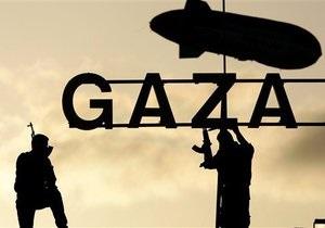 Израиль рассматривает планы строительства искусственного острова у берегов Газы