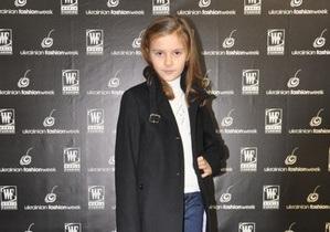 Дочь Ляшко дебютировала в качестве модели