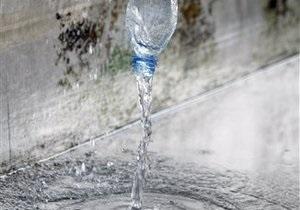 Эксперт: Качество питьевой воды в Украине в 28 раз ниже, чем в Европе