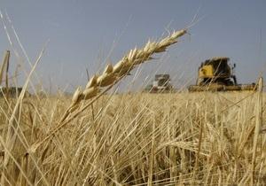 Минэкономики предложило продлить пошлины на экспорт зерна до 2013 года