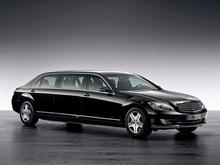 К 80-летию автомобилей со спецзащитой Mercedes-Benz представляет новый