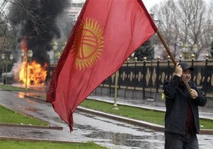 Оппозиция Кыргызстана: Бакиев пытается организовать сопротивление на юге страны