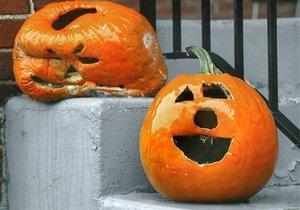Сегодня во всем мире отмечается Хэллоуин