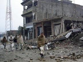 Теракт в Пакистане: около 50 погибших