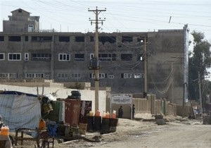 Террористы-смертники проникли в здание ООН в Афганистане