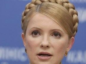 Тимошенко исключает работу дочки Газпрома на украинском рынке