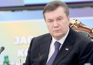 Президент: С 2012 года в Украине заработает рынок земли
