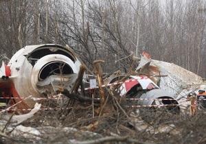 Представитель Польши при МАК: В крушении президентского Ту-154 виноваты пилоты