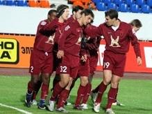 Чемпионат России: команда Сергея Реброва одержала шестую победу подряд