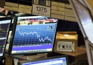 Украинский рынок заметно просел в конце недели
