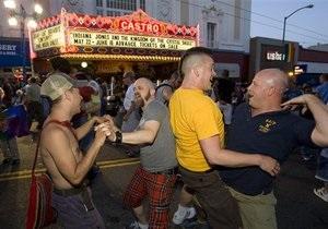 В Петербурге произошло нападение на гей-клуб