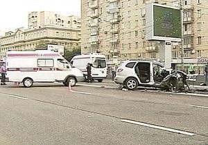Число жертв ДТП в центре Москвы возросло до пяти человек