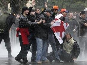 Сегодня - годовщина разгона митинга оппозиции в Грузии