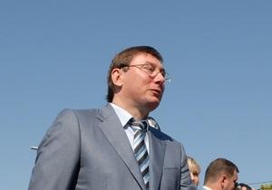 Луценко уволил из МВД начальника крымского штаба Януковича