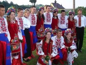 Началась украинская мегадискотека ко Дню студента