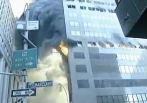 Daily Mail: Новое рассекреченное видео опровергает теорию заговора по поводу терактов 11 сентября