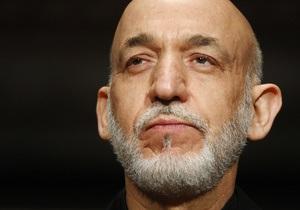 Президента Афганистана уличили в попытке создать конституционную монархию