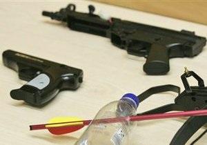 МВД анонсировало месячник добровольной сдачи оружия
