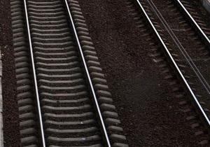 Во Львовской области машинист поезда насмерть сбил мужчину