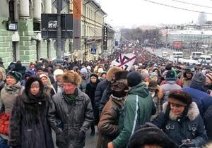 Закон Димы Яковлева: Участники Марша против подлецов дошли до конца заявленного маршрута