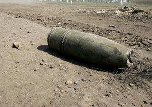 На Волыни в результате взрыва погиб подросток