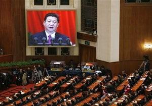 Новый председатель обещает Китаю возрождение и равенство