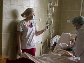 В Киеве заболели более шестисот медработников