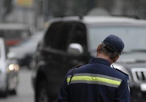 Столичная ГАИ ищет водителя, который сбил насмерть пешехода и скрылся