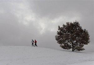 Прогноз погоды на среду, 11 января